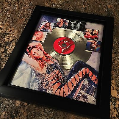 Jennifer Lopez LOVE? Platinum Record Disc Album Music Award JLO Grammy RIAA