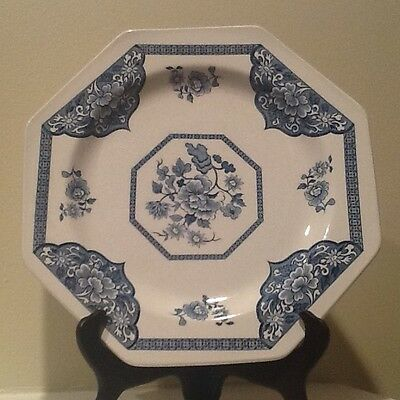 "One (1) - J&G Meakin 10"" Dinner Plate- Royal Staffordshire Old Pekin Ironstone"