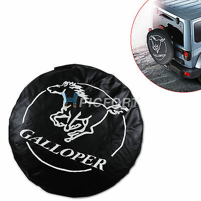 "31""- 32"" universal Car Spare Wheel Tire Tyre Soft Cover Protector"