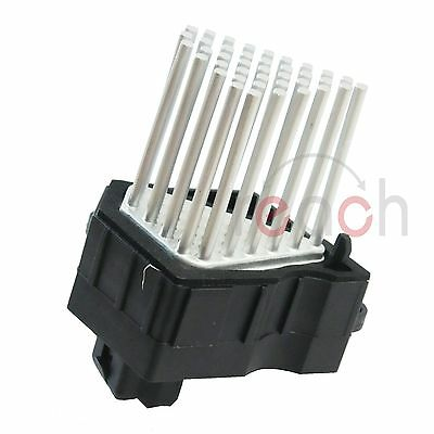 New Blower Motor Resistor Final Stage For BMW E46 E39 X5 X3 64116923204