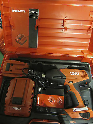 Hilt Siw 18T-A Impact Wrench Kit, Brand New, Never Been Used, Fast Shipping