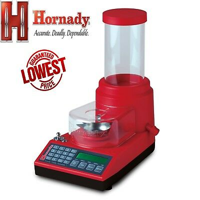 Hornady Lock-N-Load Auto Charge Powder Scale and Dispenser 110/220 Volt 050068