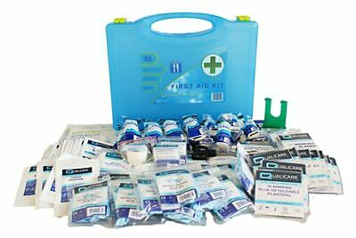 BS 8599 Small First Aid Kit - Workplace Office Vehicle Home **NEW** (Was HSE)