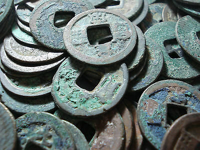 Ancient Chinese Coins Cash Coin Northern Sung Dynasty History