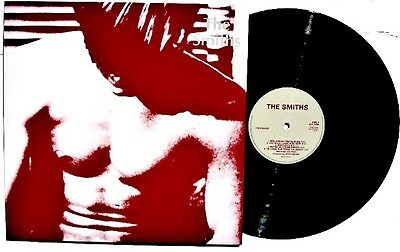 THE SMITHS: Self Titled LP RHINO RECORDS 256465880 UK 2012 Orig Inner NM+