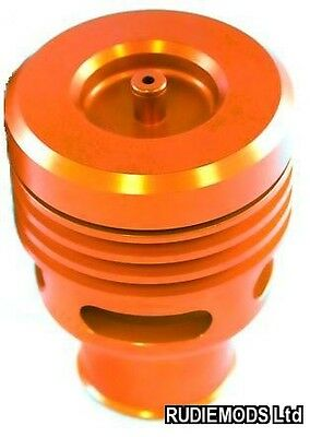Ford Focus ST2.5 turbo Collins ORANGE Performance Dump Valve and Fitting Kit