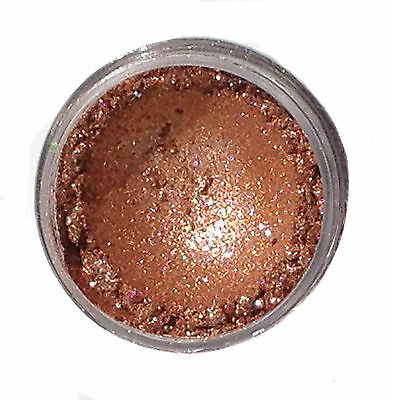 Bronze Sparkle Cosmetic Mica Powder for Soap/Bath Bombs/Nail Art/Candles/Eyes