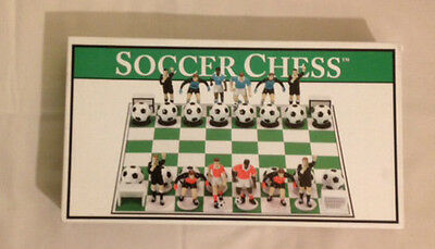 Big League Promotions Soccer Chess