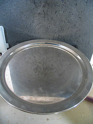 """Reed & Barton Sterling SANDWICH TRAY OR PLATTER  10"""" nm #X854"""