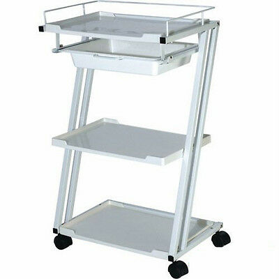 Dental Mobile Cart Z With Tray