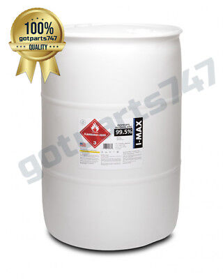 ONE DRUM (55 Gallons) Isopropyl Alcohol 99.5%  - HIGH PURITY IPA at  BEST  PRICE