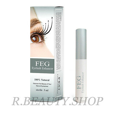 FEG Eyelash Enhancer 3ml  Eyelash growth serum