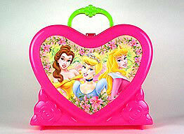 Disney Princess Hard Plastic Lunchbox