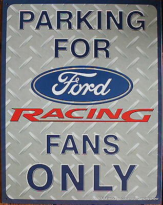 Ford Motor Co Detroit Mich Metal Sign Tin New Vintage Style USA #1707