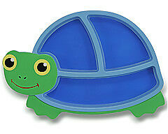 Turtle 3-Section Plate