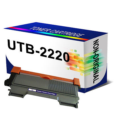 Toner Cartridge fits Brother TN2220 HL2130 MFC7360N MFC-7360N 7460DN DCP-7060