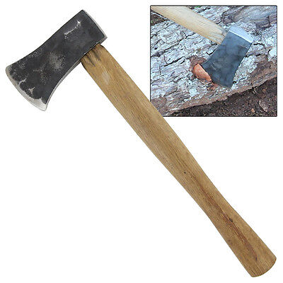 Singleheaded Outdoorsman Felling Camping Chopping Axe Hatchett