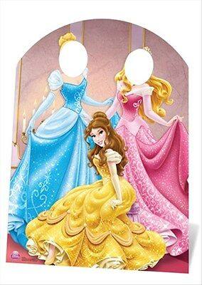 Disney Princess Child Size Stand in Cardboard Cutout - great for Party photos!