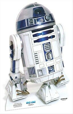 R2-D2 Droid Star Wars Cardboard Cutout / Figure 96cm Tall classic iconic pose