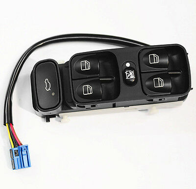 New Power Window Switch Console For Mercedes W203 C-CLASS C320 Front left