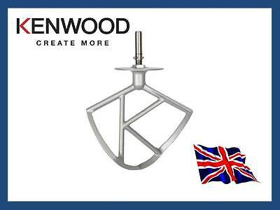 Genuine Kenwood Chef K Beater Mixer Attachment With Circlip A701 A901 Km New!