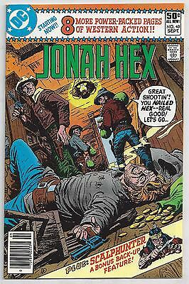 Jonah Hex #40  VF/NM--  WELL WORTH A GOOD  LQQK