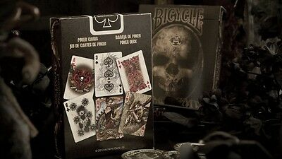 Bicycle Alchemy Deck England 1977 V2 Playing Cards