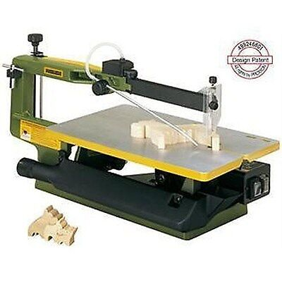 Proxxon DS460 2 Speed Deluxe Fretsaw Quick Change Blades FREE NEXT DAY Delivery