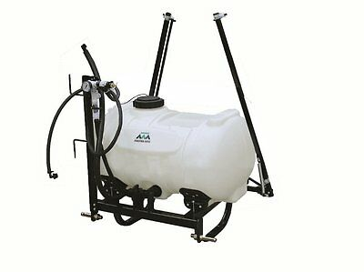 Master Manufacturing 40 gallon 3-Point Sprayer Without Pump S3A-24-040N-MM