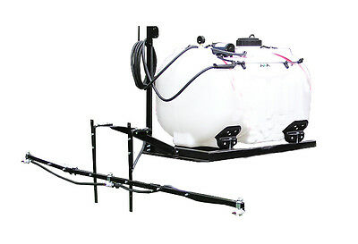Master Mfg 60 Gallon Utility Sprayer with 2 GPM Everflo Pump SUO-21-060A-MM