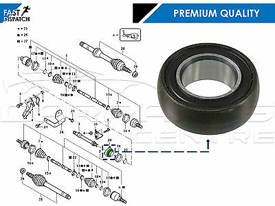 For Ford Mondeo Mk3 2000-2007 Intermediate Drive Shaft Centre Bearing Oe Quality