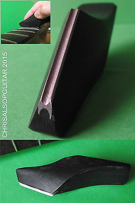 Guitar Fret Crowning Tool. DIAMOND concave File. Luthier file TF081