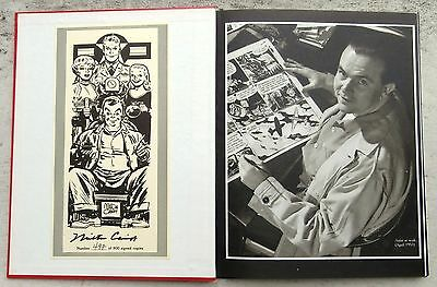 Milton Caniff 's Steve Canyon Signed & Numbered 40th Anniversary Special Hardcov