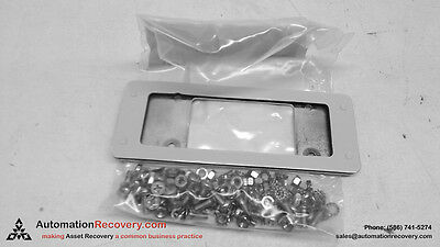 Rittal Sz 2480 Adaptor Plates For Connector Cut-Outs, New #106829