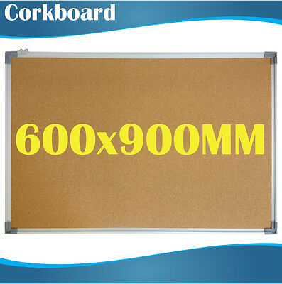 Corkboards Notice Board corkboard pin board pinboards cork board 60x90 CM