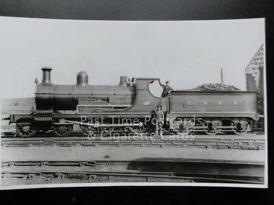Great North of Scotland Railway GNSR Steam Locomotive No.3 RP Photocard