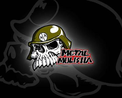 METAL MULISHA BANNER #5, Flag Sign Motocross Dirtbike Moto Wall Art