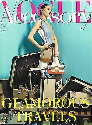 VOGUE Accessory May 2013 GLAMOROUS TRAVELS Emily Smith Accessories Trends @NEW@
