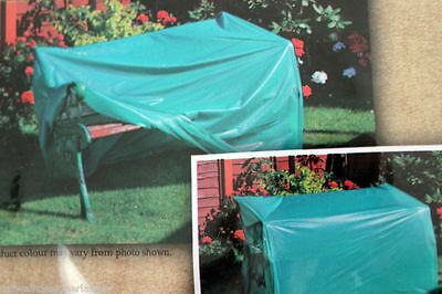 Waterproof GARDEN BENCH COVER, for 3 or 4 Seater - - - - outdoor patio furniture