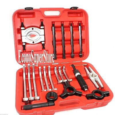 Professional 10 Ton Hydraulic Gear Jaw Puller Bearing Seperator Puller Set Kit