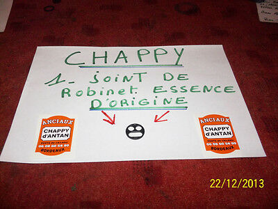 Chappy Joint Robinet Essence