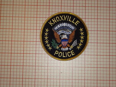 Knoxville Tennessee Police Patch