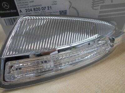 Blinker im Spiegel links Mercedes Benz original C-Klasse W204 /S204 NEU