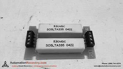 T.a. Systems El-9050 With Attached Part 2 Relays #108515