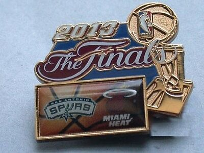 Miami Heat Vs San Antonio Spurs Nba Head To Head Finals 2013 Pin