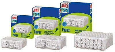 Juwel Phorax Bioflow Tropical Fish Tank Filter Media Compact Standard Jumbo
