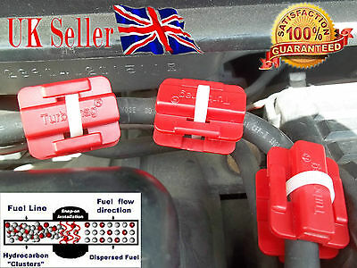 3 x Magnetic Fuel Saver For Any Model & Type Vehicle SAVE 15-25%Petrol & Diesel
