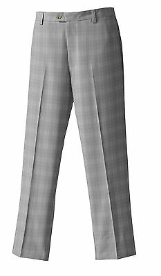 Footjoy 2014 Performance Trousers Grey Check