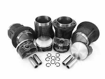 VW Bug 90.5mm Type 1 Piston and Cylinder Kit New 2110 Stroker
