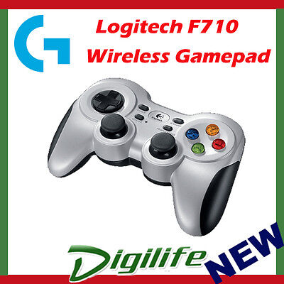 Logitech F710 Wireless Gamepad for PC